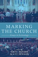 Marking the Church eBook