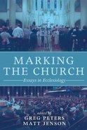 Marking the Church eBook