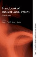 Handbook of Biblical Social Values, Third Edition eBook