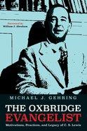 The Oxbridge Evangelist eBook