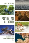 Postils For Preaching eBook