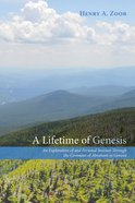 A Lifetime of Genesis eBook