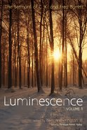 Luminescence, Volume 1 eBook