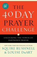 The 40 Day Prayer Challenge eBook