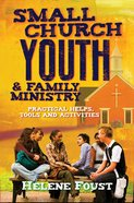 Smaller Church Youth Ministry eBook