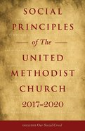 Social Principles of the United Methodist Church 2017-2020 eBook