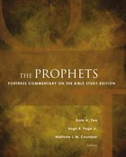 The Prophets (Fortress Commentary On The Bible Series) eBook