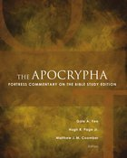 The Apocrypha (Fortress Commentary On The Bible Series) eBook