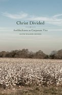 Christ Divided eBook