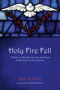 Holy Fire Fell eBook