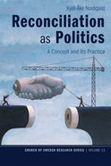 Reconciliation as Politics eBook