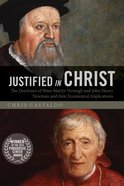 Justified in Christ eBook