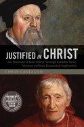 Justified in Christ eBook