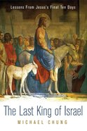 The Last King of Israel eBook