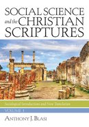 Social Science and the Christian Scriptures #01 eBook