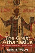 The Great Athanasius eBook