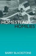 Homestead Homilies