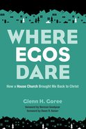 Where Egos Dare eBook