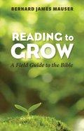 Reading to Grow