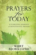 Prayers For Today eBook