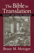 The Bible in Translation eBook