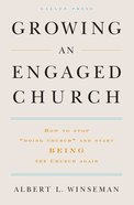 Growing An Engaged Church eBook
