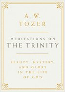 Meditations on the Trinity eBook