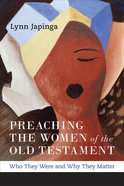Preaching the Women of the Old Testament eBook