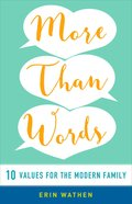 More Than Words eBook