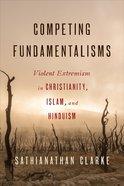 Competing Fundamentalisms eBook