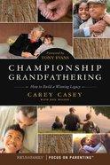 Championship Grandfathering eBook