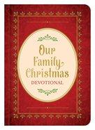 Our Family Christmas eBook