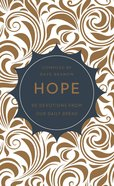 Hope (Our Daily Bread Series) eBook