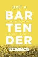 Just a Bartender eBook
