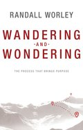 Wandering and Wondering eBook