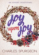 Joy Upon Joy eBook