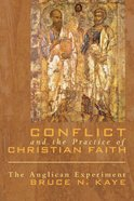 Conflict and the Practice of Christian Faith eBook