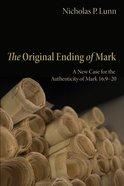 The Original Ending of Mark eBook