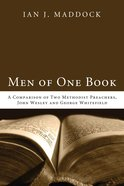 Men of One Book eBook