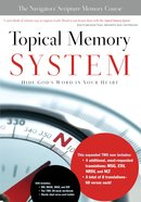 Topical Memory System eBook