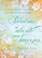 Palabras De Aliento Para Mujeres Paperback