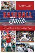 Baseball Faith eBook