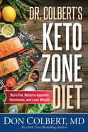 Dr. Colbert's Keto Zone Diet eBook