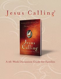 Jesus Calling Book Club Discussion Guide For Families