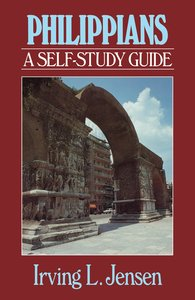 Philippians- Jensen Bible Self Study Guide (Self-study Guide Series)