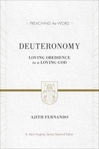Deuteronomy (Preaching The Word Series)