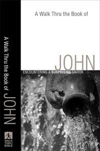 A Walk Thru the Book of John (Walk Thru The Bible Series)
