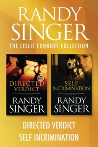 Directed Verdict / Self Incrimination (Leslie Connors Collection Series)
