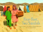 Four Feet, Two Sandals Hardback