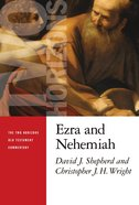 Ezra and Nehemiah (Two Horizons Old Testament Commentary Series) Paperback